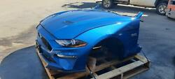 2018-2020 Ford Mustang Blue Front End Assy Gt Complete Cooling Assembly