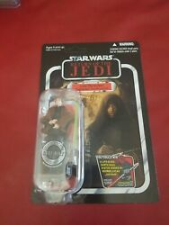 Star Wars The Vintage Collection Vc87 Luke Unpunched 2011 Star Case Included