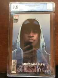 Miles Morales Spider-man 8 Cgc 9.6 Huge Key First Assessor Oand039keefe Cover