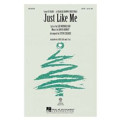 Just Like Me Showtrax Cd By Vanessa Williams Arranged By Steve Zegree