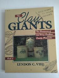 The Clay Giants The Stoneware Of Redwing, Book 3, Paperback