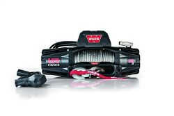 Warn 103255 Vr Evo 12-s Winch 12,000 Lb Line 90 Ft Synthetic Rope 12 Volt