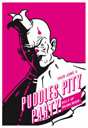 Scrojo Puddles Pity Party Belly Up Tavern Solana Beach 2015 Poster Puddles_1506
