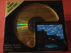 Dcc Gzs-1036 Jackson Brown Late For The Sky 24 Kt Gold Compact Disc/sealed