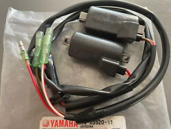 Yamaha Yz250 79-81 Yz125 78-80 Charge Coil Assy Set Ignition 3r4-85520-11 N.o.s