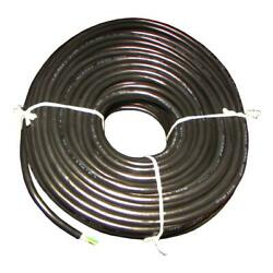 One 200' Long 14 Gauge 4 Wire Round Trailer Light Cable Wiring Harness