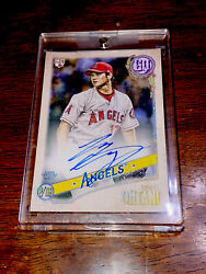 2018 Topps Gypsy Queen Shohei Ohtani C/c Auto Ssp Nm/mint