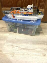 Enormous Custom Lot Of Legos Comes With All Shown Multiple Sets And People