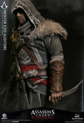 Damtoys Dms014 1/6th Assassinand039s Creed Mentor Ezio Auditore Collectible Figure