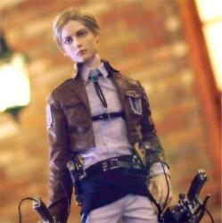 Attack On Titan I.o.s Elvin Smith 1/3 Scale Cast Doll Ball Jointed Doll