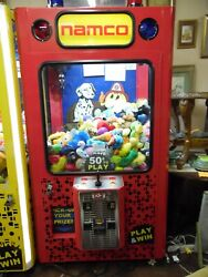 Namco Arcade Size Claw Machine Game Local Pick Up Only