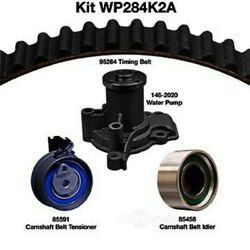 Engine Timing Belt Kit With Water Pump-water Pump Kit W/o Seals Dayco Wp284k2a