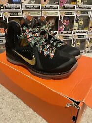 """Nike Lebron 9 Sample """"watch The Throne"""" Inspired By Kanye West, Jay-z Album"""