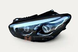 Mercedes Sl W231 A231 Headlight Usa Complete Vollled Left Top