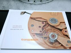 F.p. Journe User Manual Instruction Booklet For Octa Collection Oem