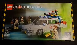 Lego Ideas Ghostbusters Ecto-1 21108 Brand New In Sealed Box