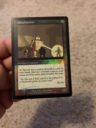Foil Metalworker English - Mtg Uds Urzaand039s Destiny Nm. Almost Perfect.