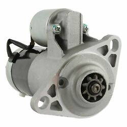 Starter For Ford Tractor 1710, 1715, 1720, 1725 M1t66081, 185086550 410-48049