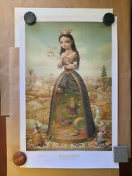 Mark Ryden - The Creatrix - Signed And Numbered S/n 2005 Art Print W/ Coa