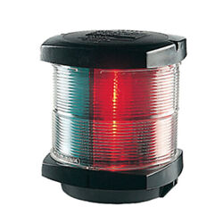 Hella Marine Tri-color Navigation Light - Incandescent - 2nm - Black Housing ...