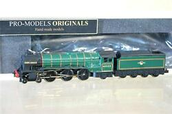 Graham Farish Kit Built Pro Models Br 4-6-2 Class A2 Loco 60533 Happy Knight Na