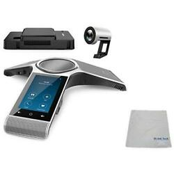 Yealink Cp960-uvc50 Zoom Rooms Video Conferencing Kit For Small And Medium Rooms