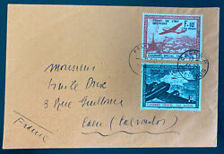 1943 French Volunteers Waffen Ss Feldpost Cover To Caen France Specialist Stamps
