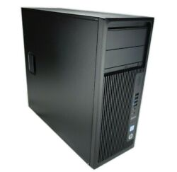 Hp Z240 Mini Tower Workstation With Windows 10 Pro -choose Your Cpu Memory Video
