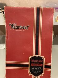Vintage Wearever Oval Ice Cap By Faultless Rubber Ashland, Ohio With Box