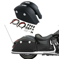 Saddlebags Electronic Latch Fit For Indian Roadmaster 2015-18 Chieftain 2014-18