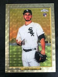 2020 Topps Chrome Series 2 Turkey Red Dylan Cease Rc Superfractor 1/1 Sp