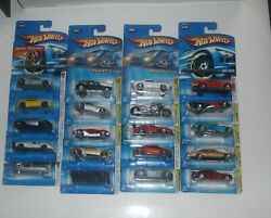 2005 Hot Wheels First Editions Realistix Set Of 20 19 Short Card