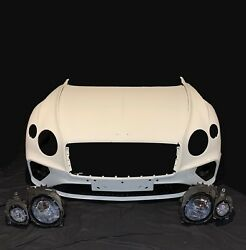 Bentley New Continental Gt 2020 Front End Complete Part Number 3sd 807 437