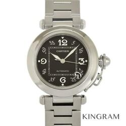 Pasha C W31043m7 Exterior Finished Overhauled Unisex Watch From Japan
