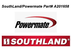Carburetor Carb Assembly For Southland Powermate Part A201658