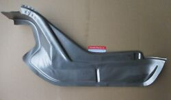 1970-72 Gto Lemans Drop Off Trunk Floor Extension Panel Left Side Usa Made Pan