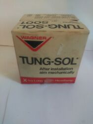 New Vintage Tung Sol Wagner 5001 X-long High Beam 1958-1964 Replaces 4001