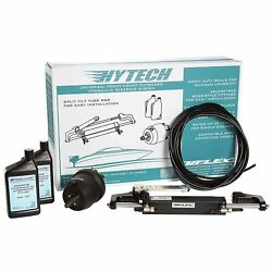 Uflex Hytech 1.0 Hydraulic Outboard Steering Kit For Motors Up To 150hp