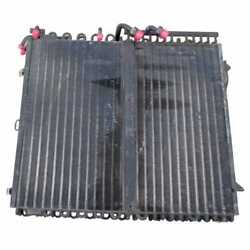 Used Air Conditioning Condenser With Fuel And Oil Cooler Fits John Deere 7720