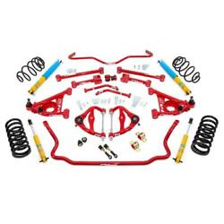 Umi Gbf002-1-r 78-88 G-body Stage 2 Kit 1 Inch Lowering Red