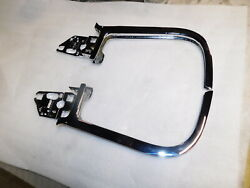 Re-chromed 1959-1960 Chevy Impala Vent Window Frames R And L