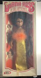 1969 Vintage Ideal Diana Ross Doll Extremely Rare Collectible