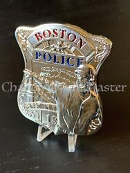 D39 Boston Police Red Sox 9 Time Champions Challenge Coin