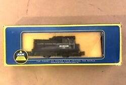 Ahm Ho Scale 5003 Illinois Central Powered Diesel Switcher Ob