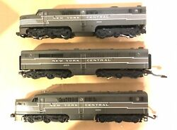 Mth O Scale Alco Pa Aba New Your Central Diesels Ob