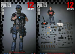 Soldier Story Ss112 1/6 Metropolitan Police Ct-sfo Shcc Action Figure In Stock