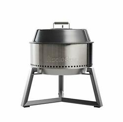 Solo Stove Modern Grill Ultimate Bundle Heavy Duty Portable Charcoal Grill
