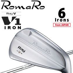 2021 Romaro Golf Japan Ray V1 Iron Set 56789pw-6irons Nspro950ghs