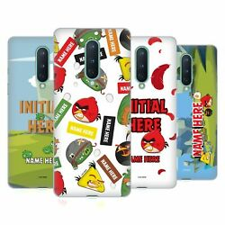 Custom Customized Personalized Angry Bird Art Gel Case For Asus Oneplus