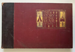 W Nephew King / Story Of The War Of 1898 Told By W Nephew King Illustrated 1st